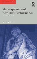 Shakespeare and Feminist Performance Pdf/ePub eBook