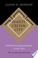 Plato s Cretan City
