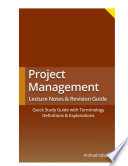 Project Management Lecture Notes   Revision Guide