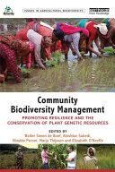 Community Biodiversity Management