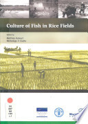 Culture of Fish in Rice Fields