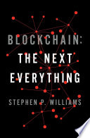 link to Blockchain : the next everything in the TCC library catalog