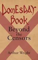 Pdf Domesday Book Beyond The Censors
