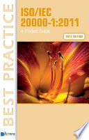 ISO/IEC 20000-1:2011 - A Pocket Guide