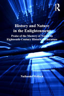 History and Nature in the Enlightenment [Pdf/ePub] eBook