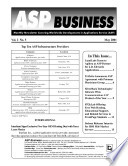 Asp Business Monthly Newsletter Book PDF