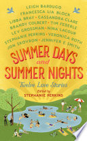 Summer Days and Summer Nights Stephanie Perkins Cover