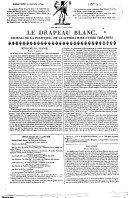 Le Drapeau Blanc