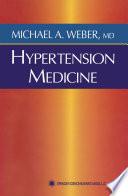 Hypertension Medicine Book PDF