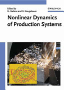 Nonlinear Dynamics of Production Systems