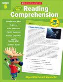 Scholastic Success with Reading Comprehension Grade 5