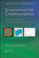Environmental Chemometrics Book PDF