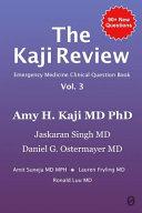 The Kaji Review Vol  3