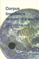 Corpus Linguistics Around the World