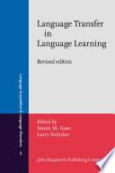 Language Transfer in Language Learning