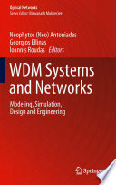 Wdm Systems And Networks Book