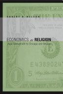 Economics as Religion Pdf/ePub eBook