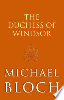 The Duchess Of Windsor Book PDF