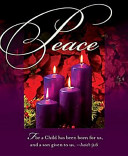 Advent Fourth Sunday Purple Bulletin 2010, Large (Package Of 50)