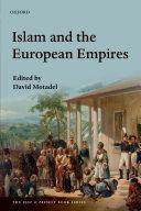 Islam and the European Empires Pdf/ePub eBook