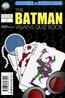 The Batman Villains Quiz Book [Pdf/ePub] eBook