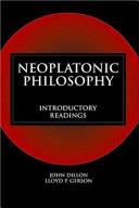 Neoplatonic Philosophy