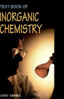 Text Book Of Inorganic Chemistry