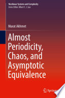 Almost Periodicity  Chaos  And Asymptotic Equivalence