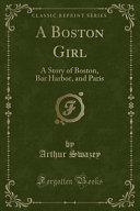 A Boston Girl