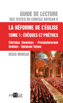 Pdf Guide de lecture des textes du concile Vatican II, la réforme de l'Eglise - Telecharger