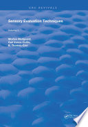 Sensory Evaluation Techniques Book