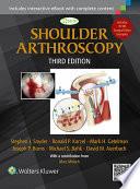 SCOI Shoulder Arthroscopy