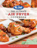 The Ultimate Recipes Air Fryer Cookbook Book