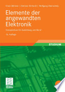 Elemente der angewandten Elektronik  : Kompendium für Ausbildung und Beruf