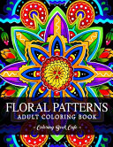 Floral Patterns Coloring Book