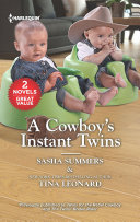 A Cowboy's Instant Twins Book