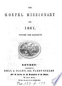 The Gospel missionary, 1851-68, 71-78, 81-1902