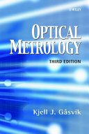 Optical Metrology