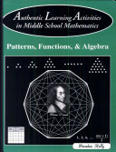 Patterns, Functions, and Algebra