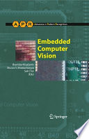Embedded Computer Vision Book PDF