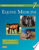 Robinson s Current Therapy in Equine Medicine   E Book