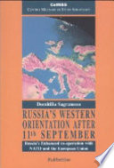 Russia's Western Orientation After 11th September