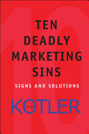 Ten Deadly Marketing Sins