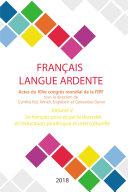 Pdf Le français pour et par la diversité et l'éducation plurilingue et interculturelle Telecharger