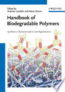 Handbook of Biodegradable Polymers