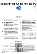Datamation Inicomputer Survey Book PDF