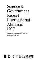Science & Government Report International Almanac