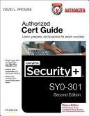 Comptia Security Sy0 301 Authorized Cert Guide