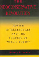 The Neoconservative Revolution