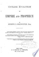 Outline Evolution of Empire and Prophecy Book PDF